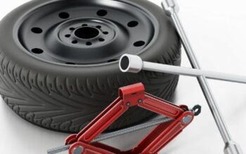 Car Tyres and Work Mechanism