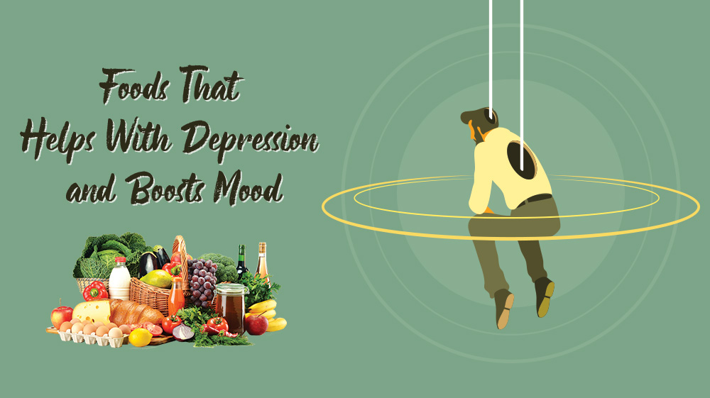 Foods That Help with Depression and Boost Mood