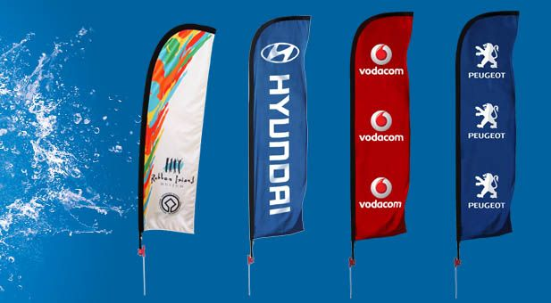 How to Design Advertising and Brand Promotion Flags with the Best Impact