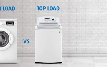 Front loaded or Top Loaded Washing Machine