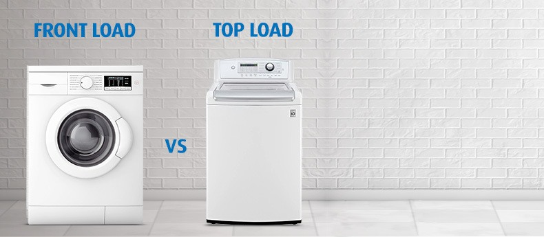 Which Machine is Best: Front loaded or Top Loaded