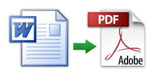 Word to PDF: The Pros of Using an Online Converter