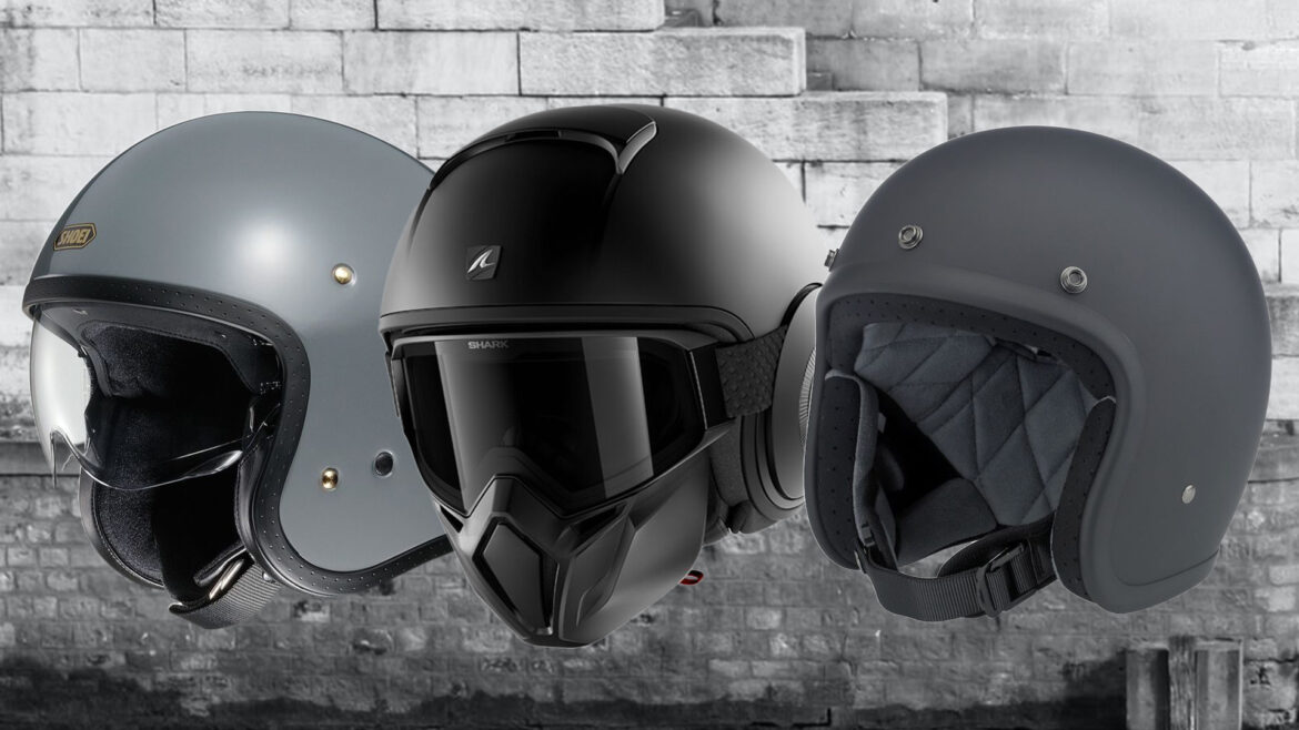 Buying Guides to Search for the Best Open Face Motorcycle Helmet