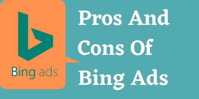 Pros and Cons of Bing Ads