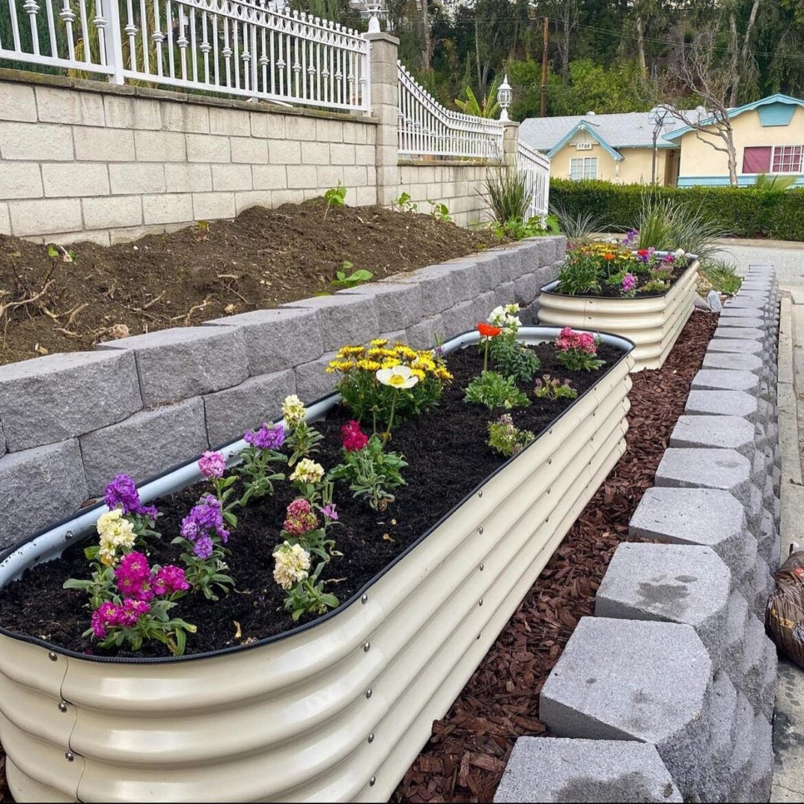 Raised Bed Garden Soil – Clay and Compost