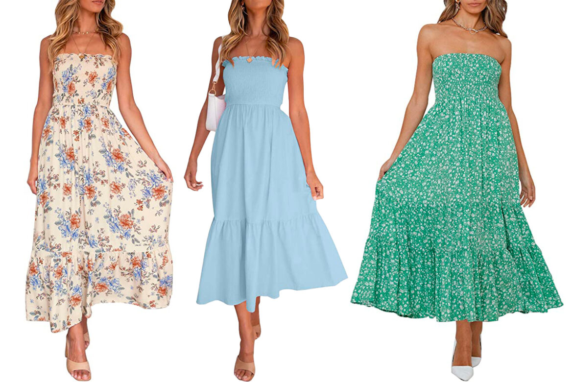 5 Valid Reasons Why Boho Maxi Dresses Must Be Your Wardrobe Staple