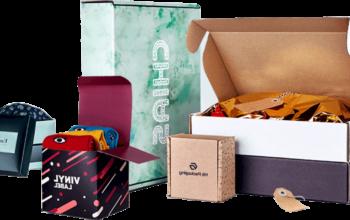Counter cannabis Boxes
