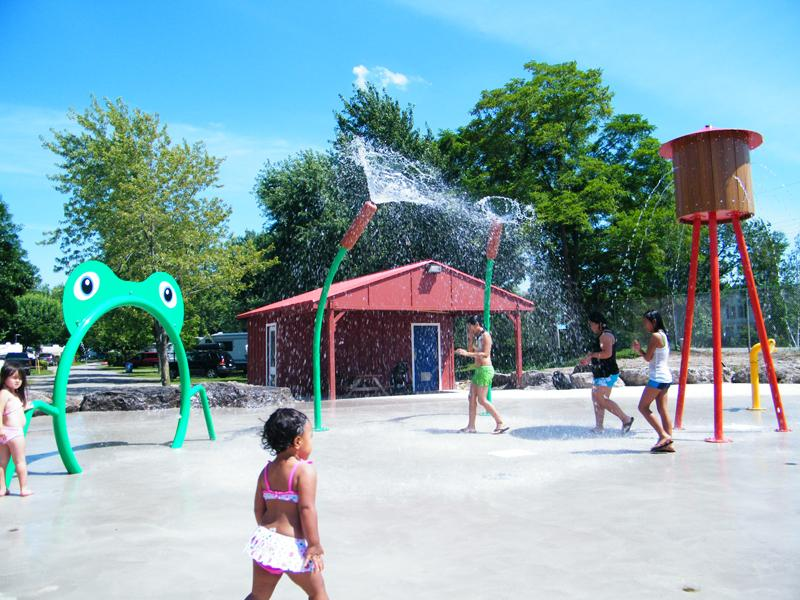 Importance of Using Good Quality Material in Water Park Construction