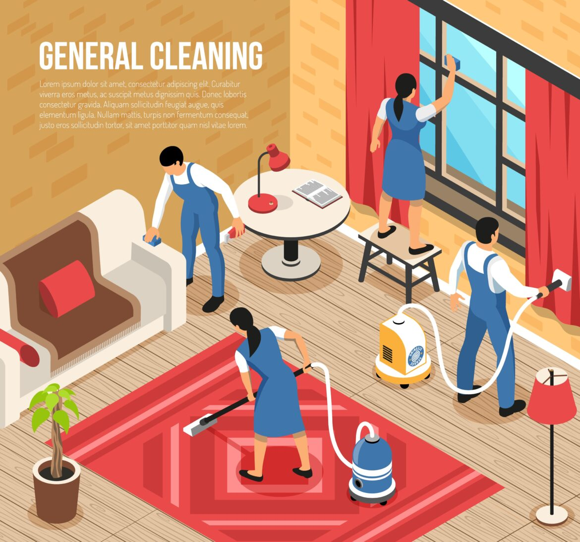 How To Keep Your Home Spacious And Clean