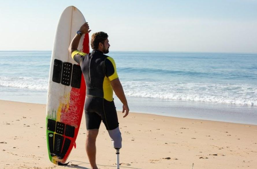 Accessible Water Activities for Healthy Adults