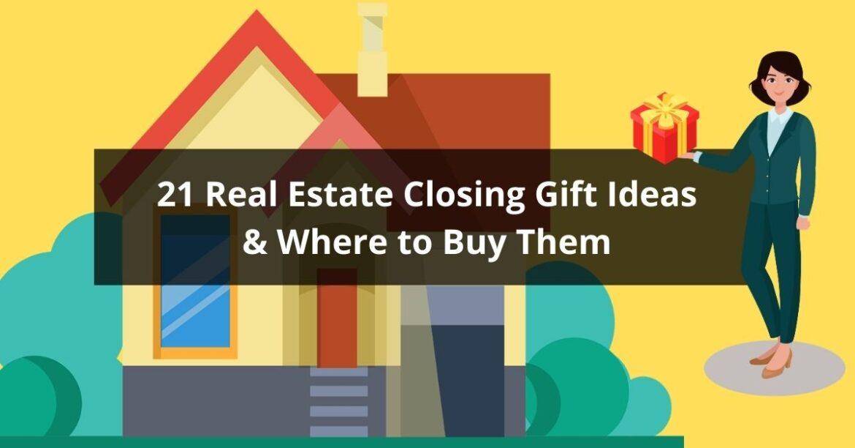 Incredible Real Estate Closing Gifts